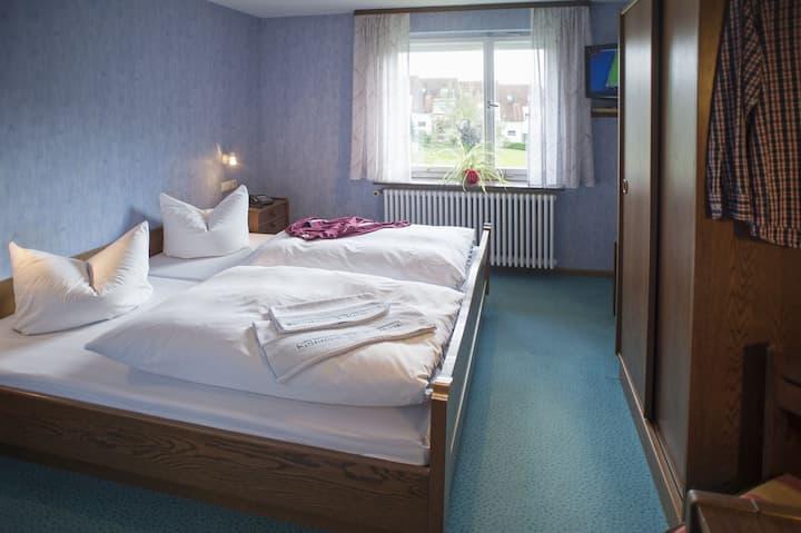 Hotel garni Schmieders Ochsen, (Seelbach), Doppelzimmer einfach im Haupthaus