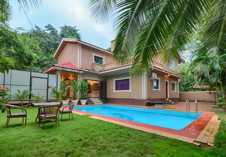 Stunning Shourya Villa with private pool promotion