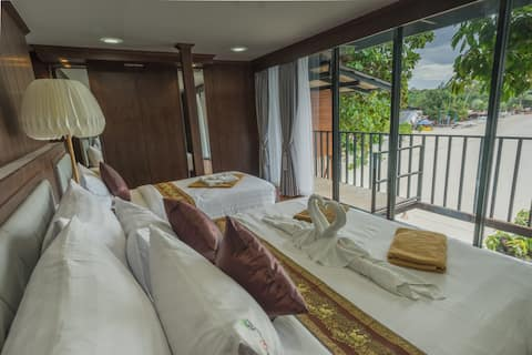 Royal Sea View Family - Chareena Hill Beach Resort