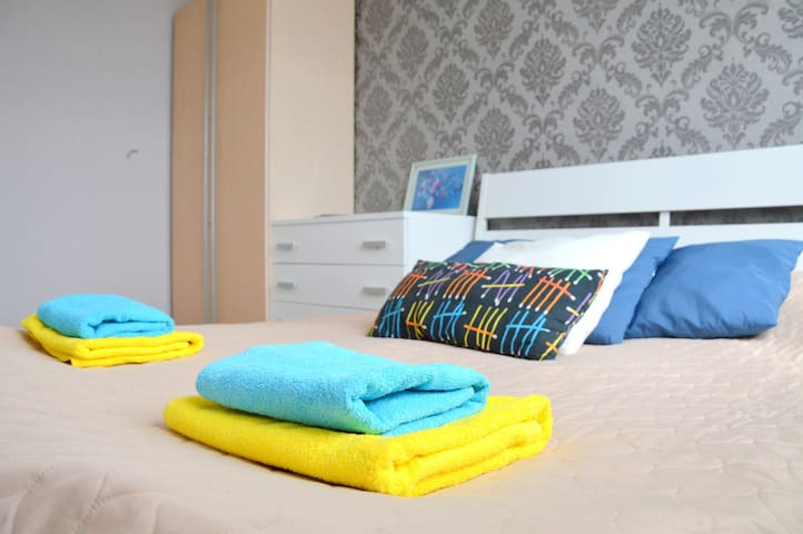 Cosy and bright 2 room apartment