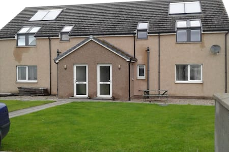 Modern 2 bedroom Apartment in Halkirk Caithness
