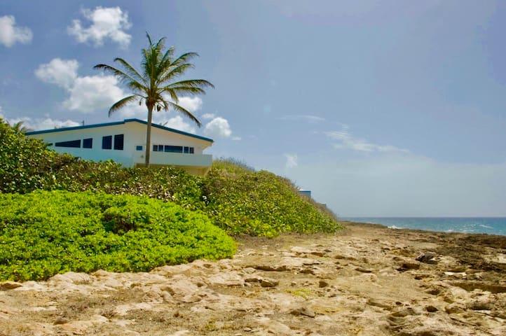 Moonwalk, Cane Bay St. Croix