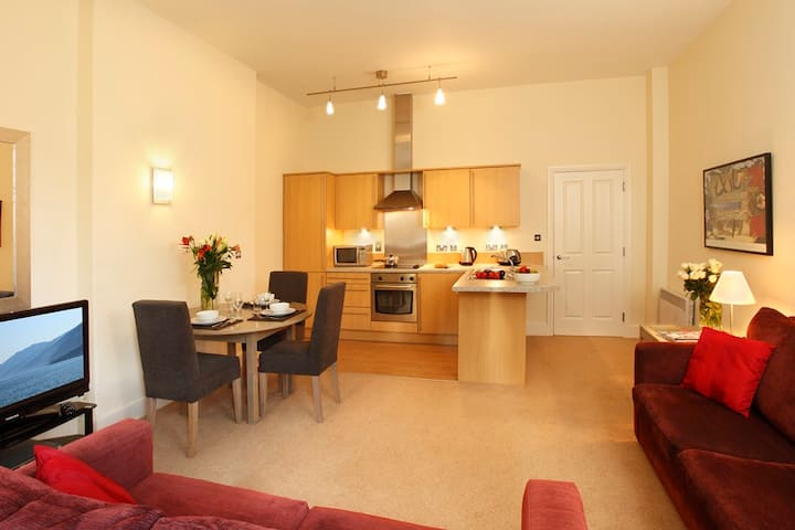 SACO Cardiff One Bed Apartment