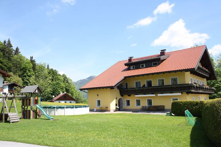 Scenic Apartment in Krispl Salzburg with Swimming Pool