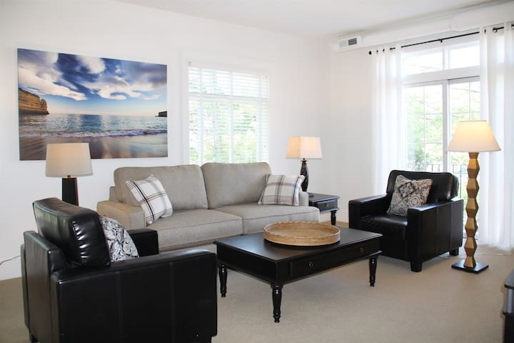 Bright and welcoming space in the recently updated space
