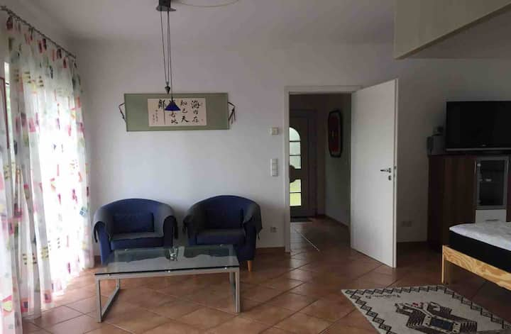 Attrakt. möb. Wohnung in Horb (eigener Zugang)