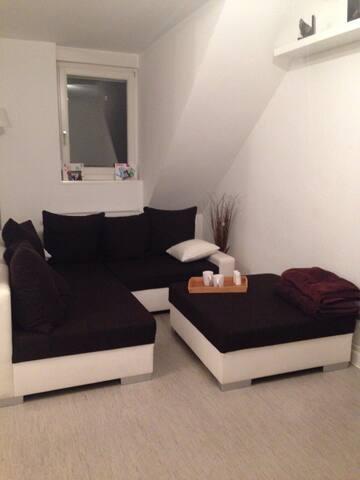 Nice apartment in Mannheim City - Mannheim - Leilighet