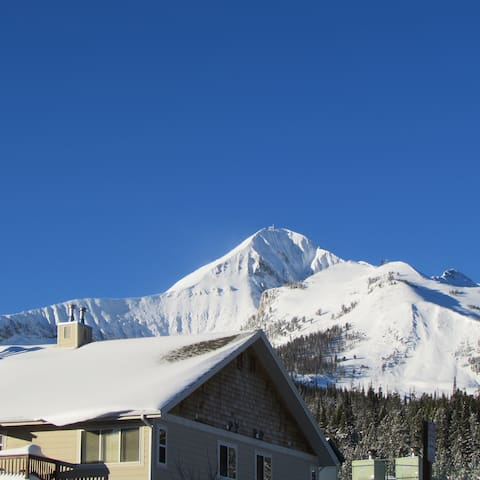 Affordable 2Bed/2Bath Condo-Walk to Big Sky Skiing - Big Sky  - Condominio