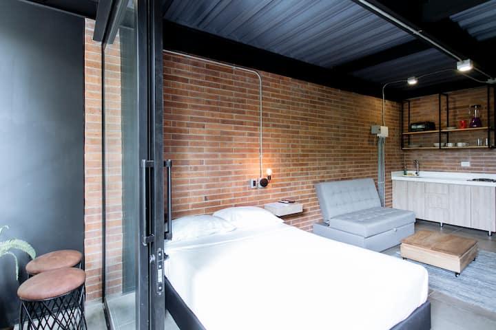 Exclusive loft Lleras park B203