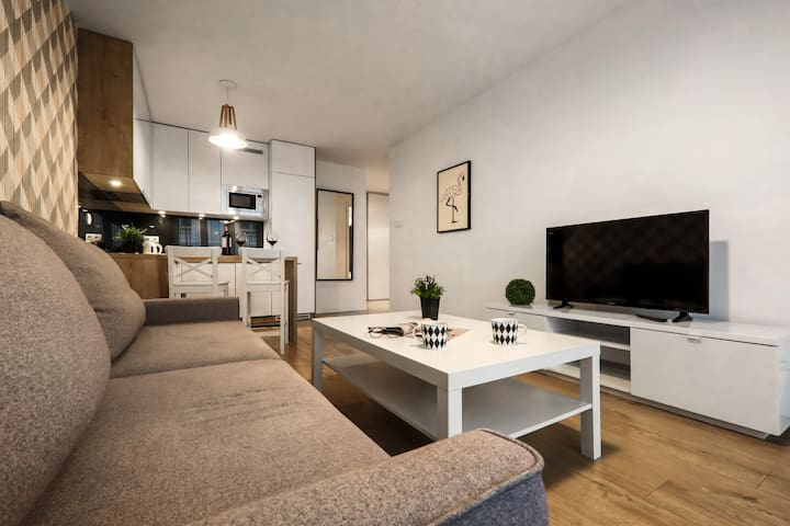 Superior Apartment with air-condition +breakfast