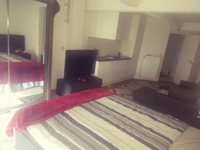 Cozy Appartement in Antwerp city