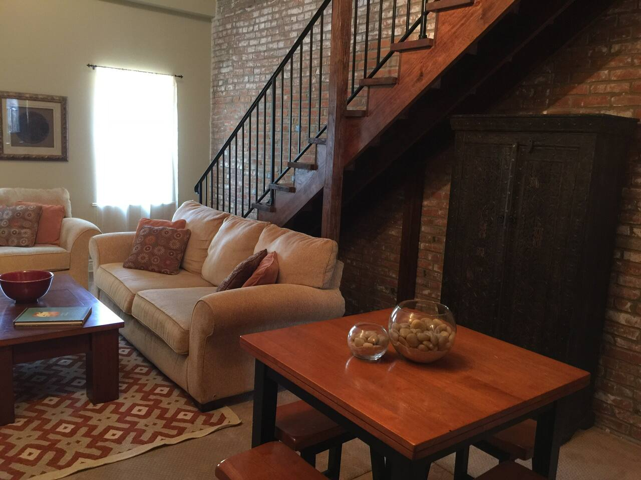 Soulard Residence, Asian Loft Suite - Apartments for Rent in St ...
