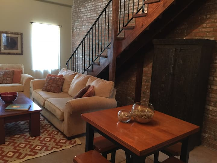 Soulard Residence, Asian Loft Suite