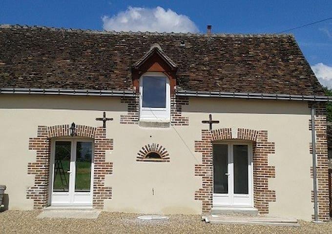 """Gite de La Plessardière """"La Briquetterie"""" - Crotelles - House"""