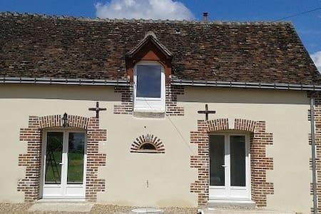 """Gite de La Plessardière """"La Briquetterie"""" - Crotelles"""