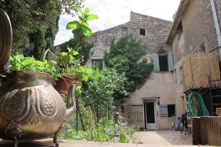 Le Petit Roucas - Ménerbes - Haus