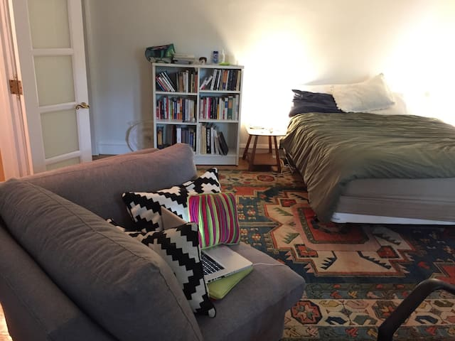 Cozy, safe, charming studio in heart of Oak Park. - Oak Park - Byt