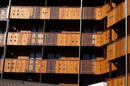 Loue studio 4 personnes - Vénosc - Apartmen