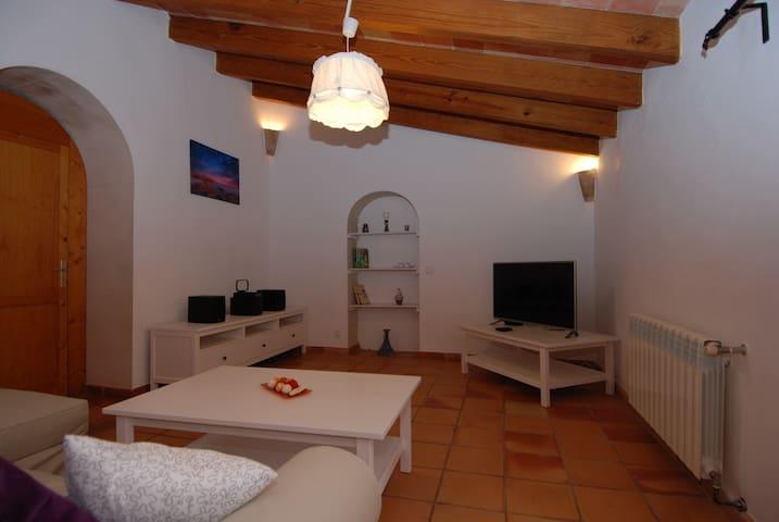 Finca Mallorca Nähe Santanyí für 8-10 Personen