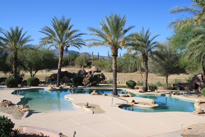 Rancho Manana Resort Outdoor Pool