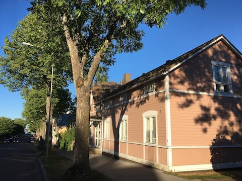 A cozy apartment in the city center of Mariehamn