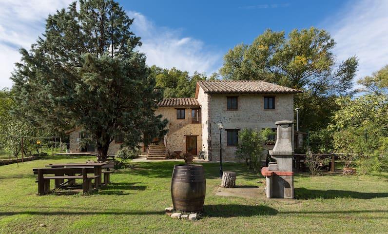 Apartment Salvia - Piegaro - Pis