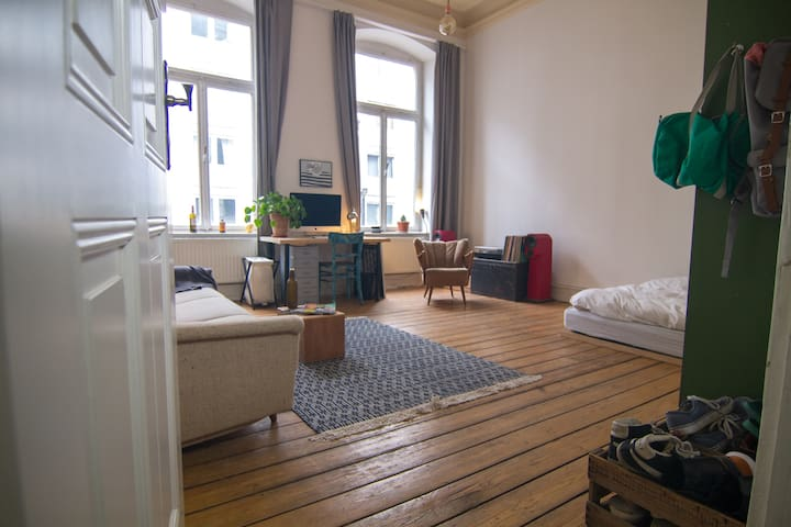 25sqm Room in shared flat in the heart of Cologne - Colônia