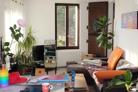 Appartement de charme au grand coeur ! - Saint-Genis-les-Ollières