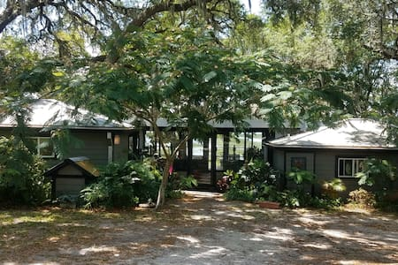 Your [secret] Sanctuary on Swan Lake