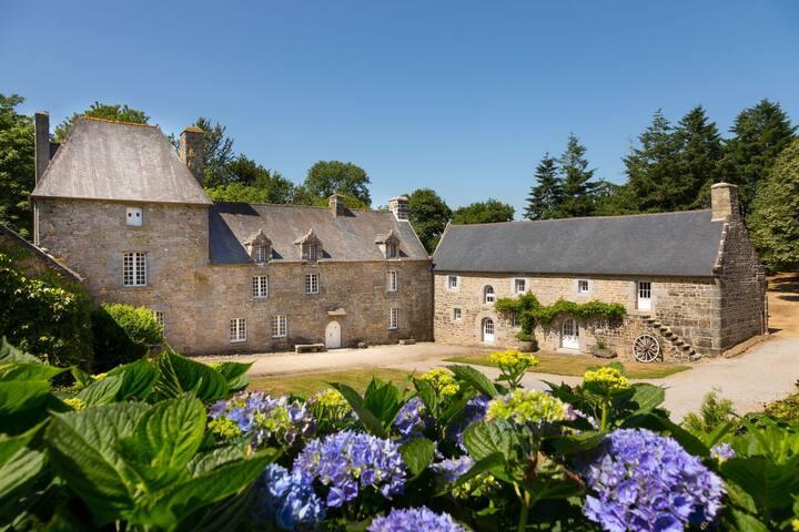 Gite de la Fontaine - 8 personnes- - Saint-Nicolas-du-Pélem - Haus
