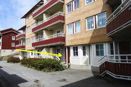Åre Fjällby 163 - Åre - Wohnung