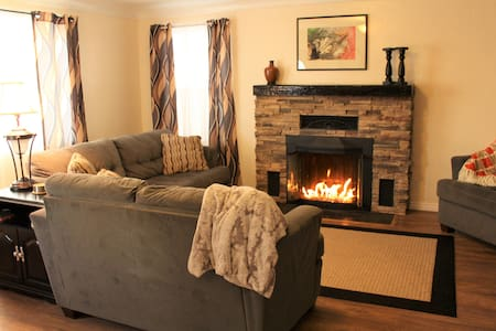 Beautiful Urban Getaway close to NNU/Nampa Service - Nampa - Casa