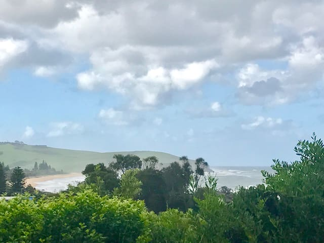 Pelicans Nest. Relaxing ocean view - Gerringong - Hus