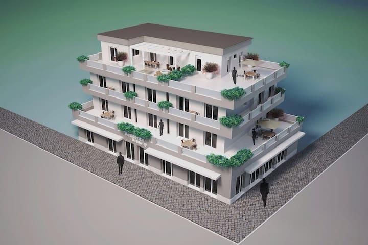 Stupendi appartamenti 50m dal mare - Misano Adriatico - Apartment