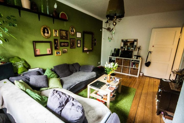 Wohnung mit Charme im Leipziger Westen