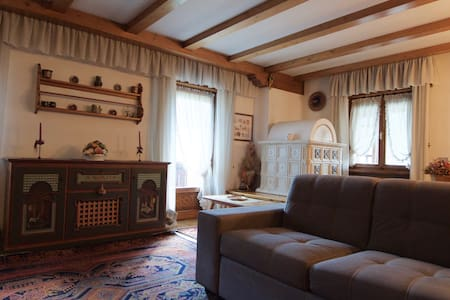 Beatrice House, to the way to Cortina - Vodo di Cadore - 公寓