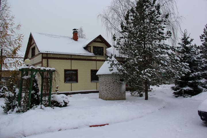 Holiday Home - Petrozavodsk - Hus