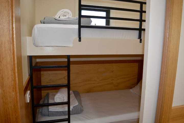 Bedroom 2 - Bunks