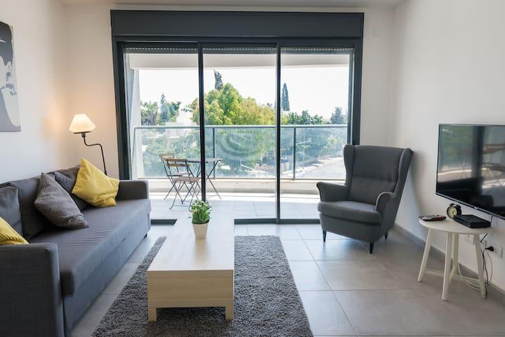 Modern apartment in Tel-Aviv