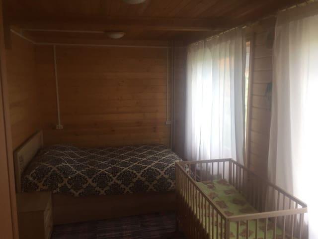Апартаменты на частной ферме