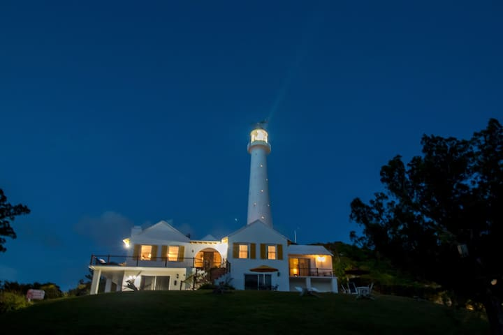 """DINE Under the ROMANTIC Beams of the Lighthouse"""