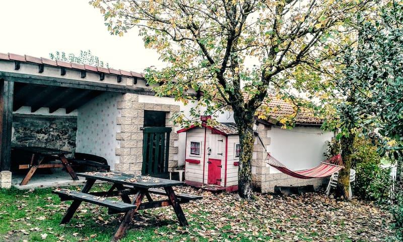 Casa Rural, cerca de un lago . WIFI - Alfoz de Santa Gadea - House