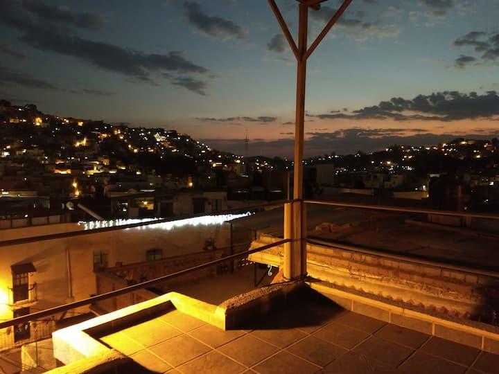 Departamento con Terraza/   Apartment with terrace