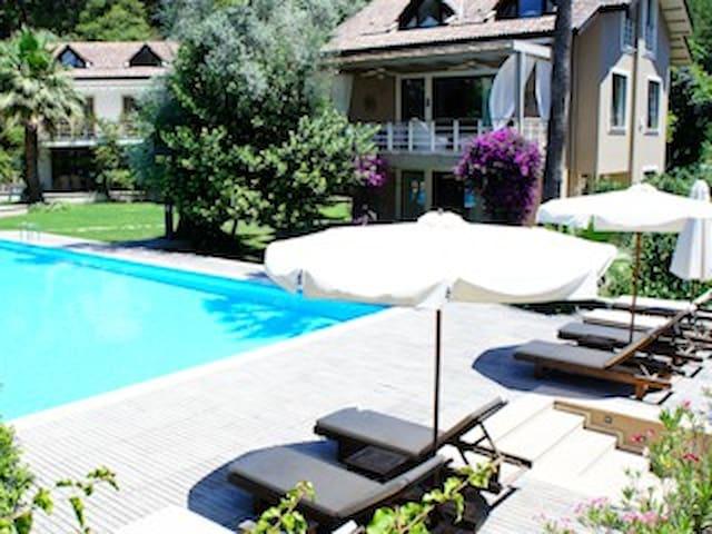 Holiday Home in a Luxury Complex - Göcek Belediyesi - Apartmen