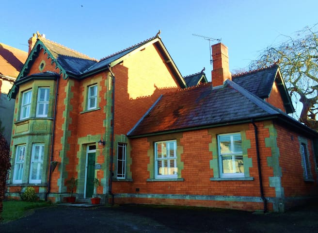 Double bed. Wyrral House – Central. - Glastonbury - Rumah