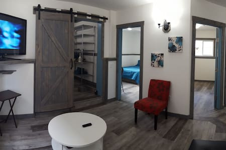 Bright, Private & Fully Furnished 2 bedroom