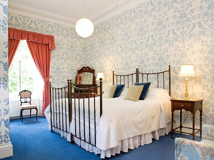 Blue Room - Mornington House