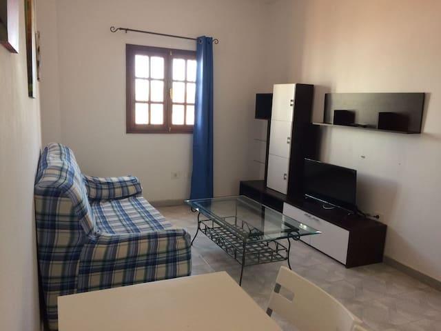 Piso amplio con Terraza - Santa Lucía de Tirajana - Apartament