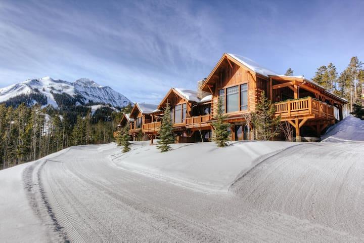 Alpine Meadows Suite | Unit 5B - Big Sky - Flat