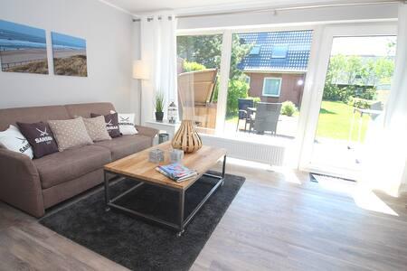 Moderne 2-Zimmer Wohnung im Süden von Westerland